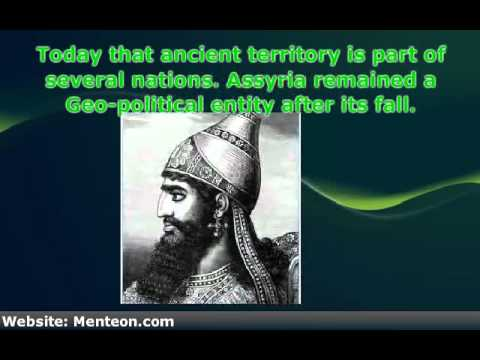 AP World History - Who were the Assyrians?
