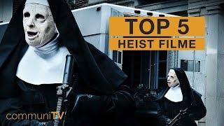 TOP 5: Heist Filme
