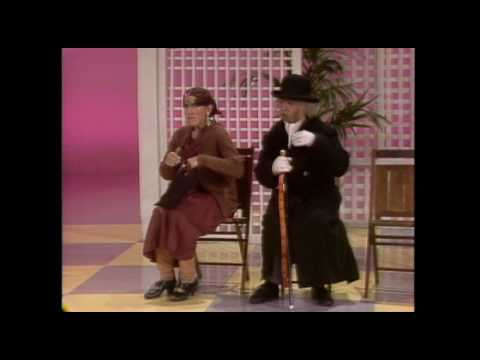 Gladys & Tyrone | Rowan & Martin's Laugh-In | George Schlatter