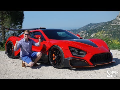 The Zenvo TSRS is the ANGRIEST BRUTE!  REVIEW