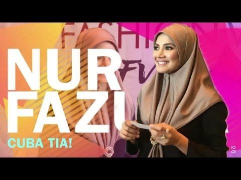 Cuba tia! : Fazura Cakap Brunei