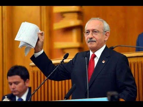 CHP Genel Başkanı Kılıçdaroğlu: Belgeleri Zarrab'a bakanlar verdi