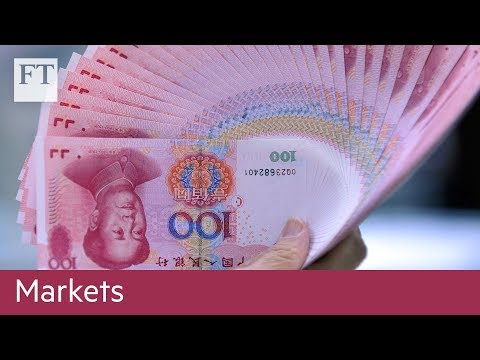 Why the fall of China's renminbi matters