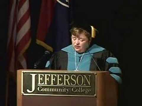 Dr. Carole A. McCoy Jefferson Community College