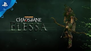 Warhammer: Chaosbane - Wood Elf Scout Gameplay | PS4