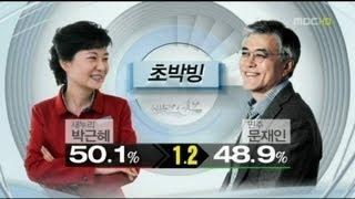 Güney Kore'ye ilk kadın devlet başkanı