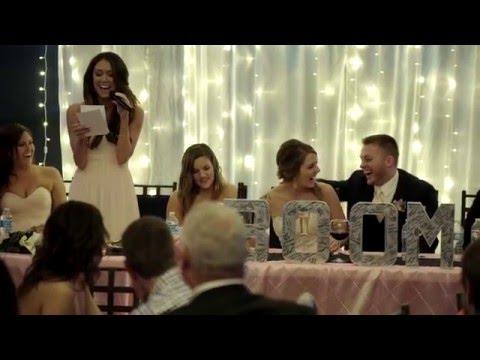 Wedding Toast Parody - Call Me Maybe