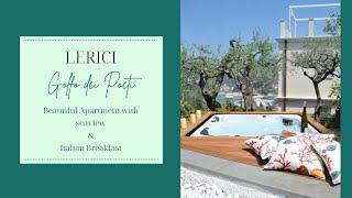 Holidays Liguria | Golfo dei Poeti | Holidays Lerici | 2 Boat Tours  | Liguria Appartamenti Vacanze