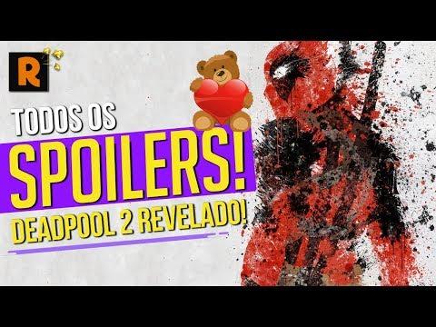 Play TODOS OS SPOILERS de DEADPOOL 2 | X-Force, Cable e MAIS!