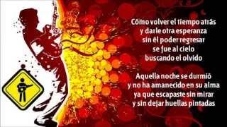 El derramó su amor por ti - Océano / Letra / Panamá es.. Océano))