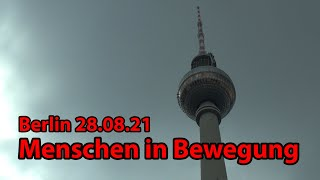 Berlin 2021 - Menschen in Bewegung