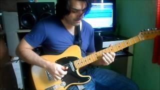 Guitarra Country - Chicken Picking - Nashville Chops Theme - Brent Mason