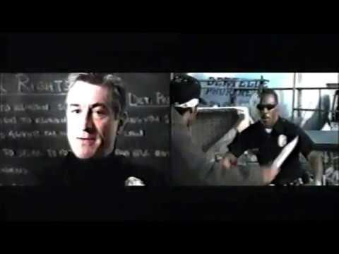 Showtime Movie TV Spot 2002 Robert DeNiro Eddie Murphy