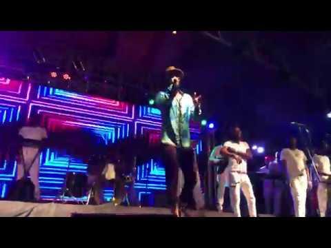 Fally Ipupa Concert  Live Esengo Au Grand Hôtel Kinshasa