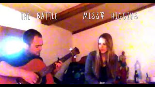 the battle - missy higgins - sandy tales cover