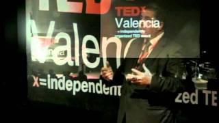 Dinero y Conciencia: Joan Melé at TEDxValencia