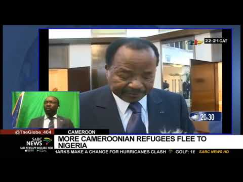 """Download Ambazonians want Cameroon """"OUT'' of their territory 