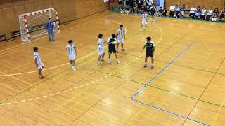 H29 ハンドボール秋季二部リーグ 桐蔭大vs 関東学院(2/6)