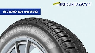 видео Michelin Alpin A6