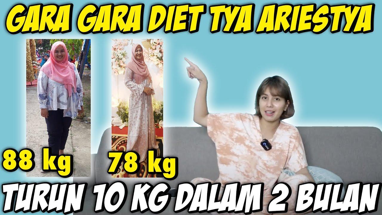 Download IKUTIN DIET ALA TYA ARIESTYA, TURUN 10 KG DALAM 2 BULAN ? INI DIA TIPSNYA.