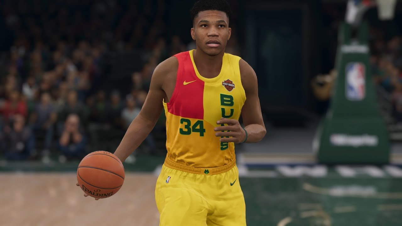 47e81fb09 NBA LIVE 19 11 GB Title Update 1.15 (City Edition Jerseys Are Here ...