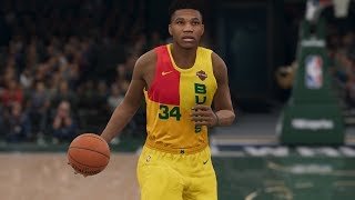 NBA LIVE 19 11 GB Title Update 1.15 (City Edition Jerseys Are Here!)