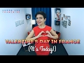 How do People Celebrate Valentine's Day in France?