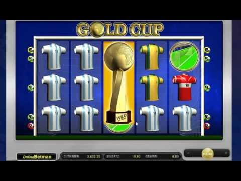 Online Casino || Gold Cup [Funmode]