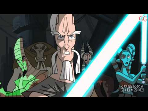 Star Wars: Clone Wars Chapter 20 HD 20032005 TV Series