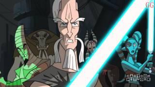 Star Wars: Clone Wars Chapter 20 HD (2003-2005 TV Series)