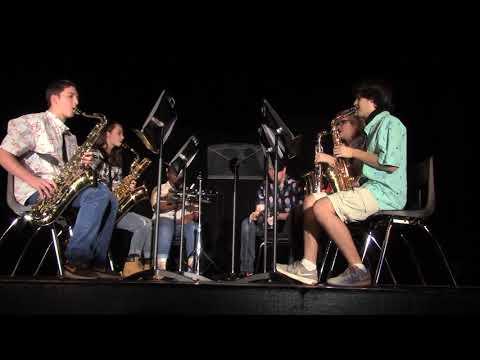Meme Medley Sax Quartet (Kahoot Theme, Mii Theme,  We Are Number One)