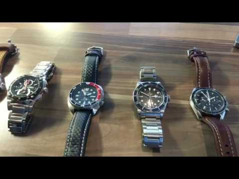 Starting a watch collection - from cheap to expensive