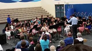6th Grade Band 2017 - Stormchasing