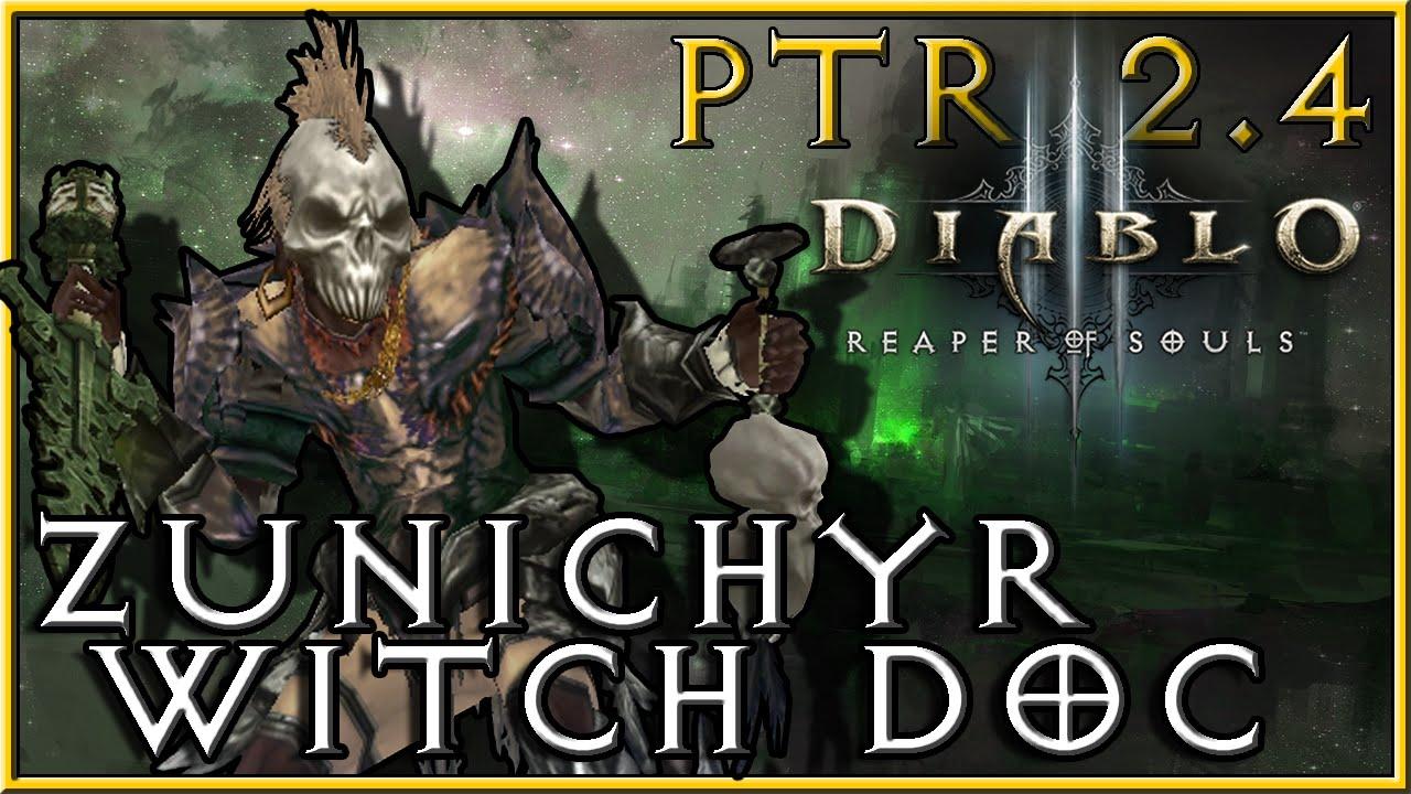 Diablo  Arachyr Build