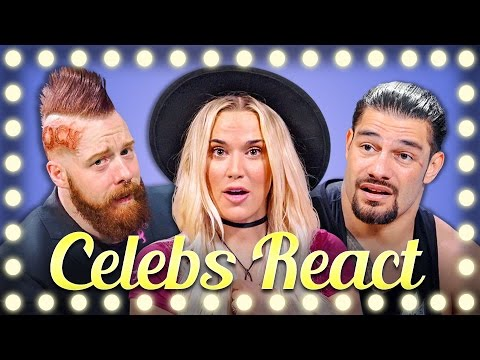 Thumbnail: WWE Superstars React to Try to Watch This Without Laughing or Grinning