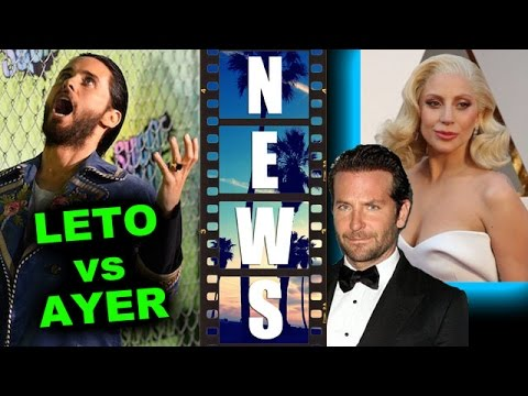 "Thumbnail: Jared Leto ""tricked"" by Suicide Squad, A Star is Born with Lady Gaga & Bradley Cooper"