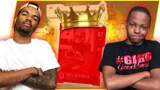 Who Will Pull The Most HEAT!? The Pack Mamba Defends His Crown! - Madden 19 Pack Wager