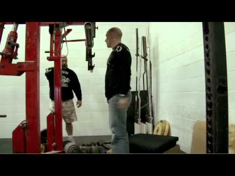 Louie Simmons on Wide Stance Squat