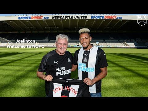 Joelinton   Welcome To Newcastle United   Skills & Goals