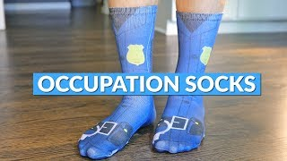 Occupations Socks Give Your Feet a Career