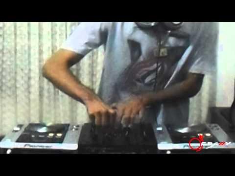 Funk da Antiga CdJ 200 Pioneer + Mixer 350 Pioneer  - DJ Crazzy ♪