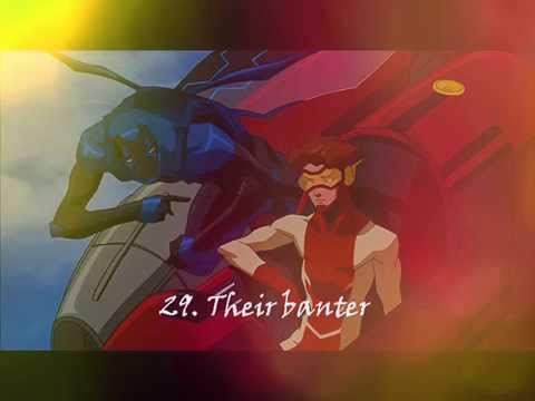 birdflash whispers - Young Justice video - Fanpop