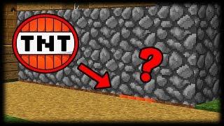 A ty můžeš najít tady TNT? - Minecraft mapy #13