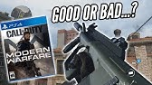 My Honest Review OfCOD Modern Warfare So Far....