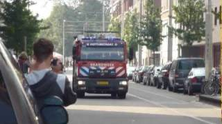 Prio 1 DHV Politie TS43-2 OD90-1 17-143 *Versneller* Aanrijding Letsel Willemsplein