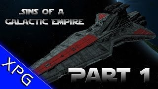 Lets Play...Star Wars Sins of a Galactic Empire Episode 1 - (Republic & Empire Vs Droid Army)