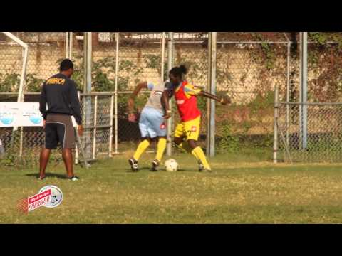 Football Mondays Half Time Feature - Waterhouse FC (07-01-12)