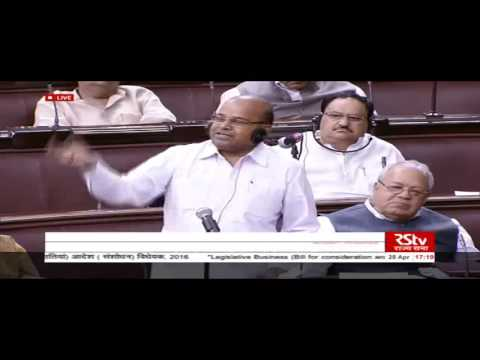Sh. T C Gehlot's reply on the discussion on The Constitution(scheduled caste) order (amendment)Bill