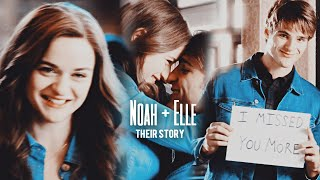The Full Story of Noah & Elle   The Kissing Booth 2