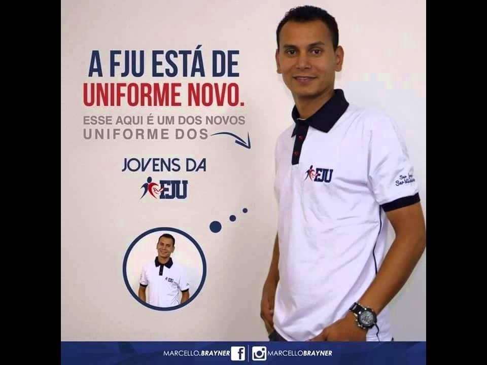 afd738bf13 Novas Camisetas FJU 2015 - YouTube